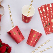 Dazzling Christmas Cups (8)